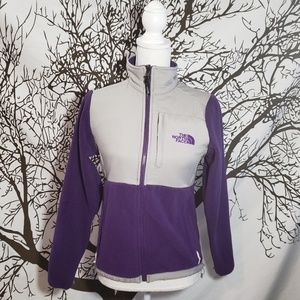 The North Face Purple Sweater